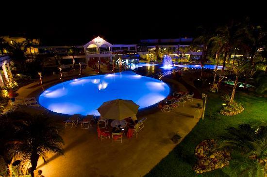 El Hotel Los Tajibos está lleno al 100% / Foto tripadvisor.com