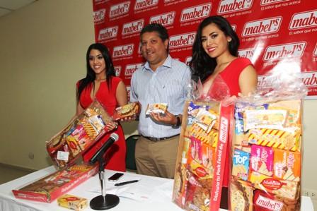 Oferta. La marca lanzó ayer los tradicionales packs de Mabel's que serán vendidos en la Expocruz que arranca mañana./ Fuente El Día