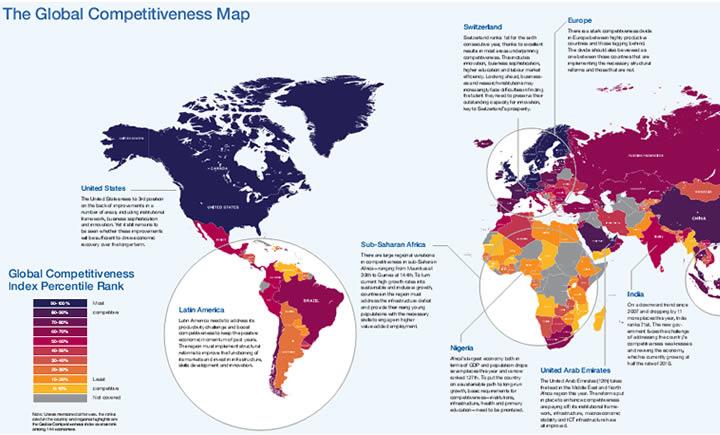mapa competitividd