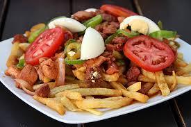Pique Macho, un plato boliviano./ Fuente bolivia.for91days.