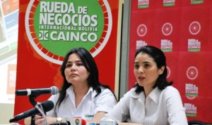 Cecilia Peredo, jefa de Operaciones de la Cámara de Industria, Comercio, Servicios y Turismo de Santa Cruz