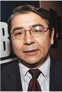 El gerente del IBCE, Gary Rodríguez./ Fuente Página Siete.