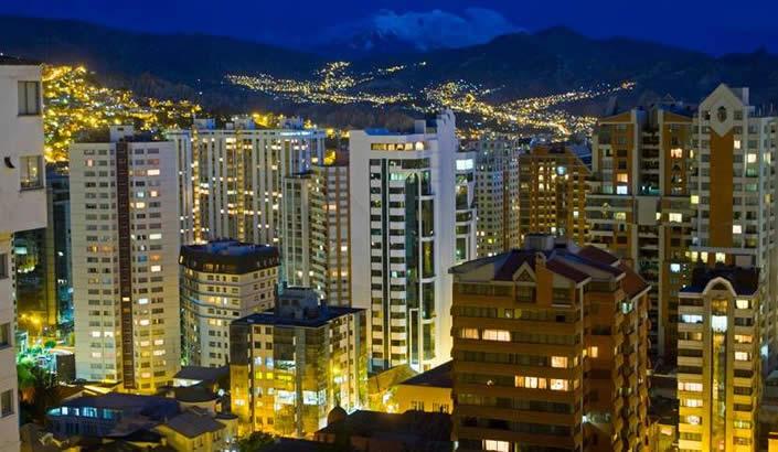La Paz turismo