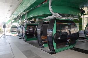 La Línea Verde se inaugura en noviembre./ Fuente El Cambio.