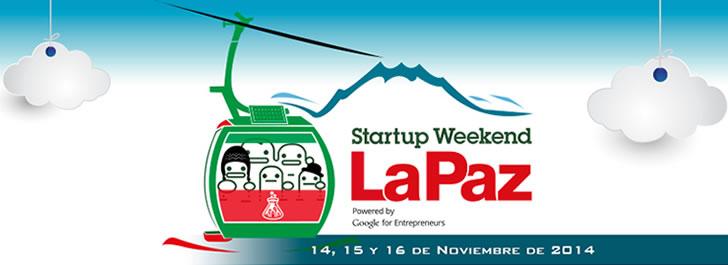 startupweekend La Paz