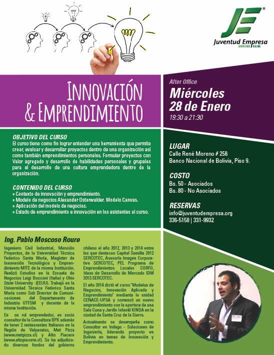 innovacion emprendimiento