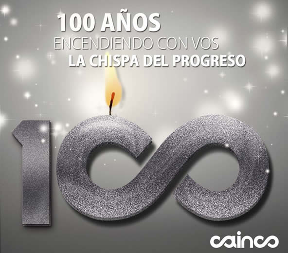 cainco 100 años bolivia