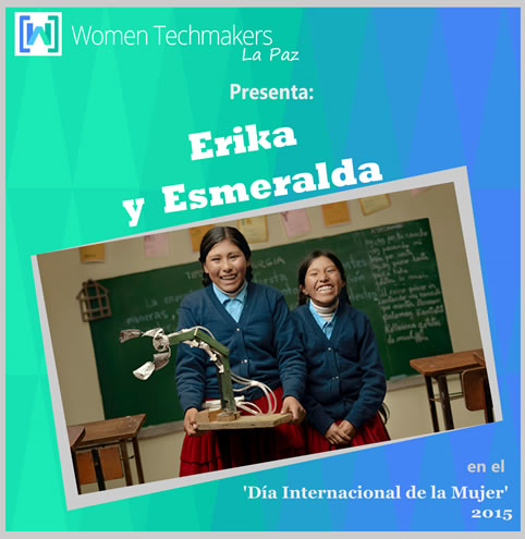 erika y esmeralda