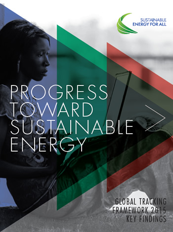 progress toward sustainable energy