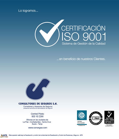 ISO CONSEGSA