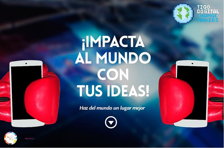 concurso tigo changemakers