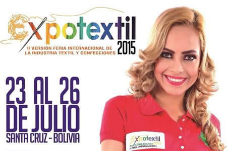 expotextil 2015