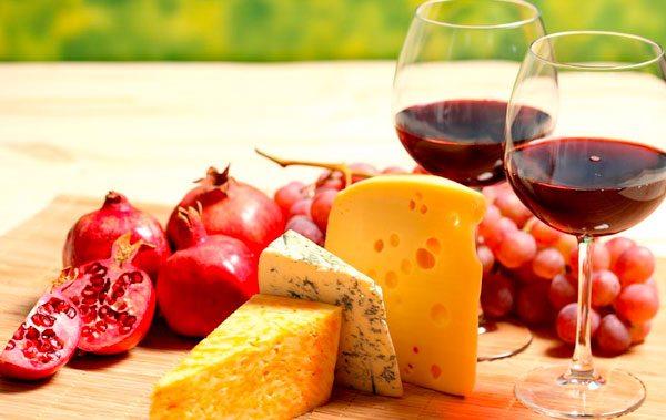 festival vinos y quesos