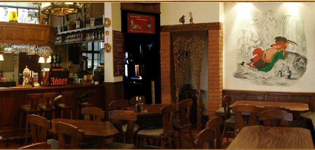 restaurant reineke fuchs LA PAZ