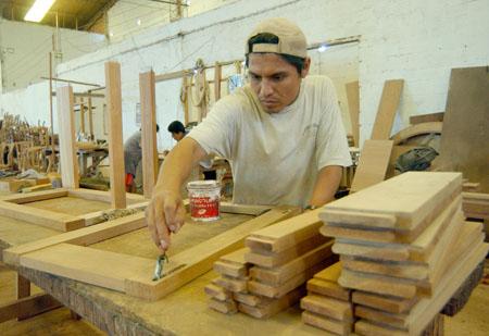 Carpinteria muebles madera