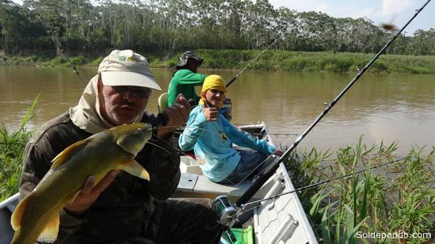 Pesca-Manuripi