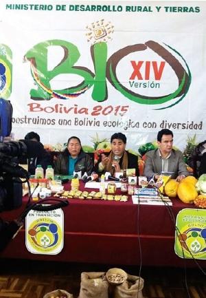 feria bio bolivia