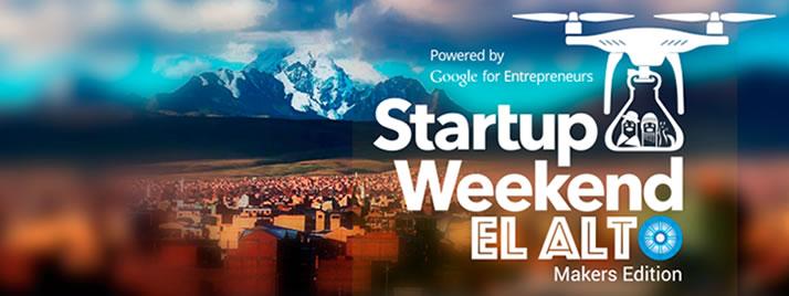 startup weekend el alto