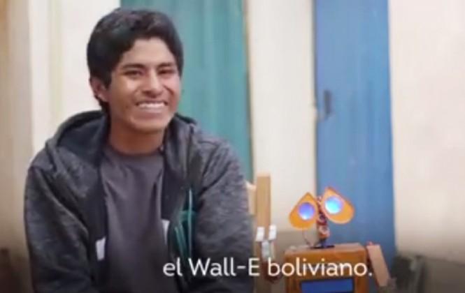 wall-e boliviano