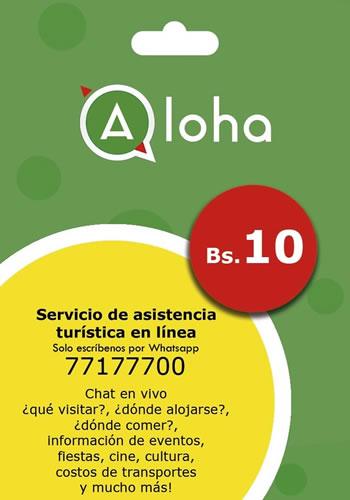 servicios ALOHA