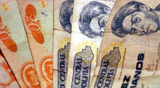 moneda boliviana