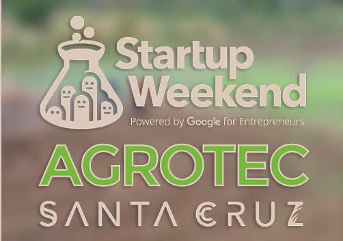 startup weekend agrotec 2016