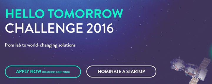 hello tomorrow 2016 challenge