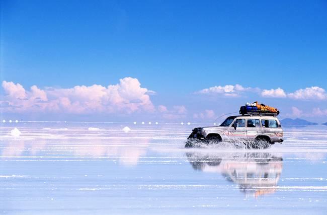 Salar de Uyuni Fuente: Trip Advisor